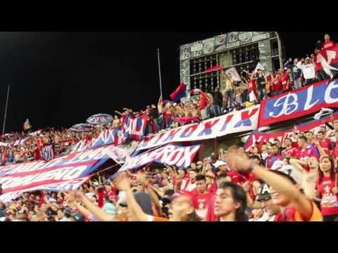 La gran hinchada del equipo del pueblo / Rexixtenxia Norte 1998 - Rexixtenxia Norte - Independiente Medellín