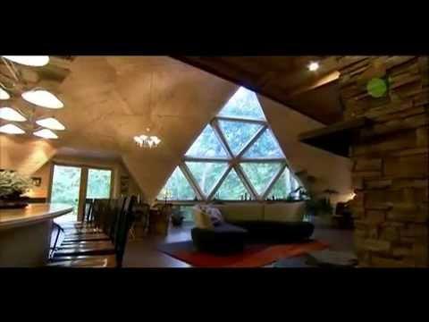 Casas ecologicas del mundo - Casa domo.mp4