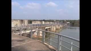 Khong Chiam Thailand  City new picture : Pak - Mun Dam - Khong Chiam - Thailand - 2013