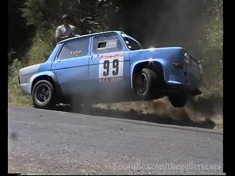 simca 1000 rally - momenti da ricordare