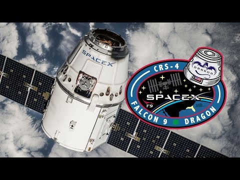Launch - After four successful missions to the International Space Station, including three official resupply missions for NASA, SpaceX is set to launch its fourth official Commercial Resupply (CRS)...