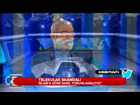 27 ŞUBAT AKLIN YOLU  İslam'a gör e telekulak skandalı 1 bölüm