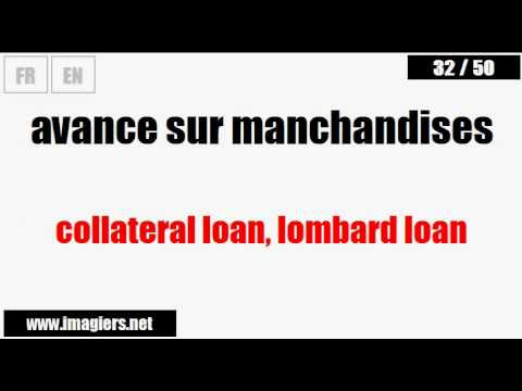 [French vocabulary] Business French #6