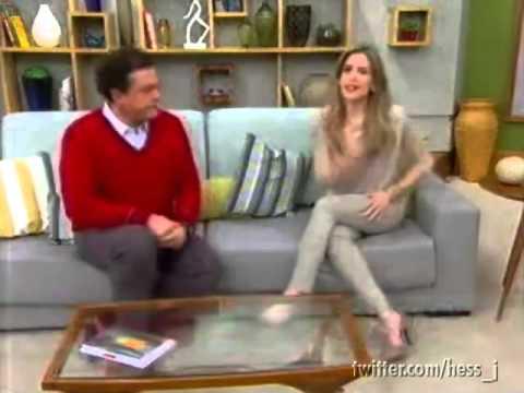 Chamada vertical da programação matutina da Globo (2012)