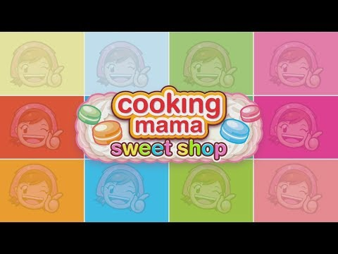 Cooking Mama Sweet Shop Impressions!