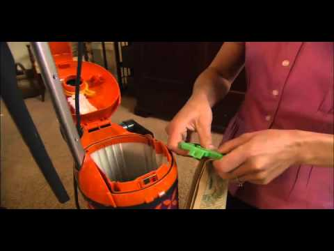 SEBO Australia | How To Change SEBO FELIX Filter Bag