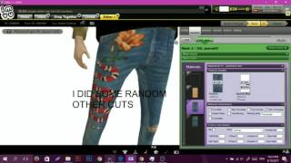 Download Lagu how to add cuts to imvu pants texture Mp3