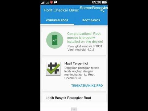 Cara Root Android Dengan Mudah Tanpa Pc