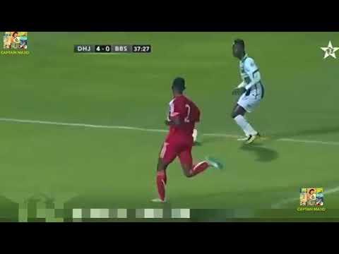 Дифаа Эль-Джадиди - Benfica Bissau (Gub) 10:0. Видеообзор матча 10.02.2018. Видео голов и опасных моментов игры