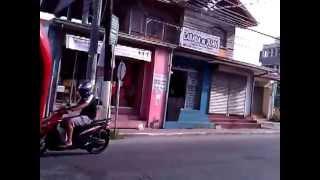 Balanga Philippines  City new picture : Trike ride Balanga city philippines.