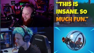 STREAMERS REACT TO **NEW ANIMATIONS AND BALLER VEHICLE **