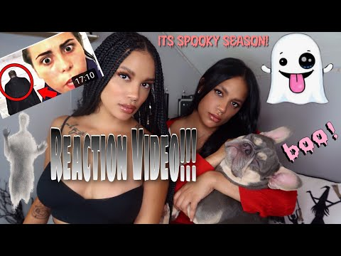 5 Ghost Videos SO SCARY You'll Scream for Yo MAMA! *VICTOR TWINS REACTION*