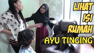 Video LIAT ISI RUMAH AYU TINGTING, ASLI BETAWI!! - Ricis Kepo (PART 1) MP3, 3GP, MP4, WEBM, AVI, FLV April 2019