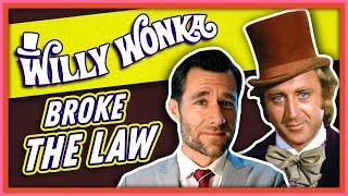 Video Laws Broken: Willy Wonka & The Chocolate Factory MP3, 3GP, MP4, WEBM, AVI, FLV Februari 2019