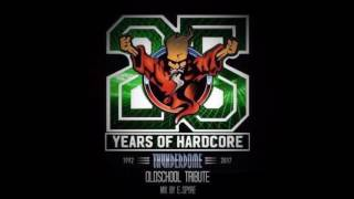 Video Thunderdome Oldschool Tribute 2017 Mix By E SpyrE MP3, 3GP, MP4, WEBM, AVI, FLV Desember 2017