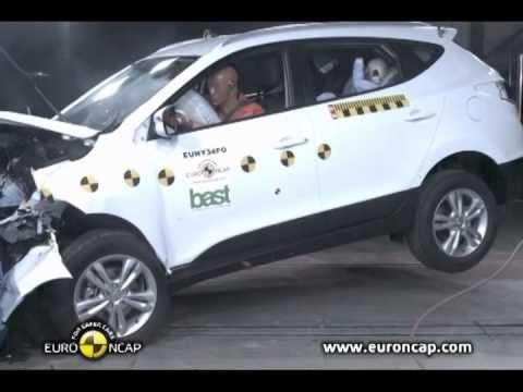 Hyundai ix35 2011 Hyundai ix35 CRASH TEST