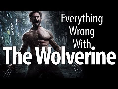 Everything Wrong With The Wolverine In 11 Minutes