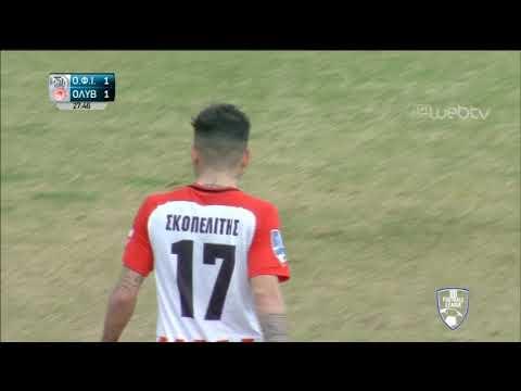 Football League: ΙΕΡΑΠΕΤΡΑ-ΟΛΥΜΠΙΑΚΟΣ ΒΟΛΟΥ  | ΓΚΟΛ 1-1 | 02/02/2020 | ΕΡΤ