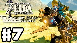 Master Cycle Zero! - The Legend of Zelda: Breath of the Wild DLC Pack 2 Gameplay