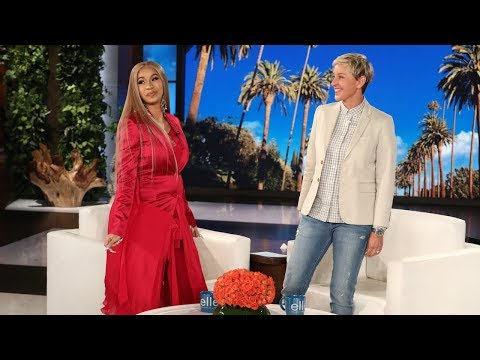 Cardi B Knows What She's Naming Her First Child