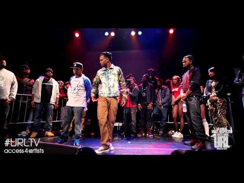 SMACK/ URL PRESENTS YUNG ILL VS JC