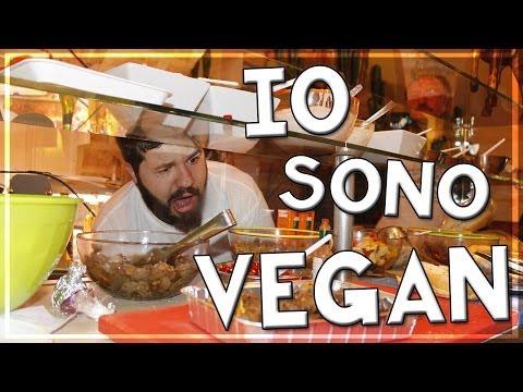 io sono vegan