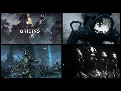 origins - C'est le weekend et je pense à vous ^_^ avec ce marathon zombie sur la map Origins. Vous allez voir que l'on a tenté de vous montrer comment construire les b...