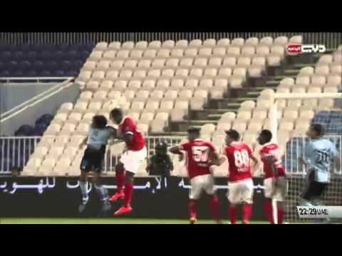 أهداف: بني ياس 1 – 0 الأهلي دوري الخليج العربي – الجولة السادسة والعشرون– موسم 2014/2015