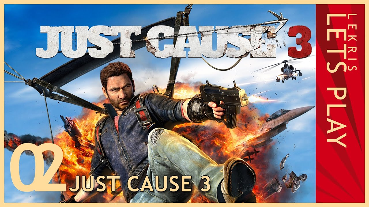 Just Cause 3 #02 08.12.2015 - 20:15 - Wir verwüsten Medici