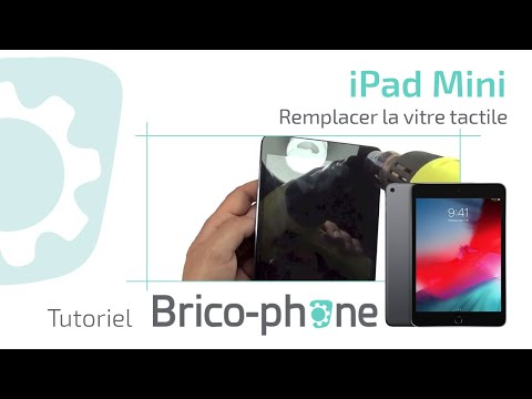 comment demonter ipad mini