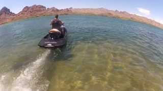 1. Sea Doo GTI 155 HP