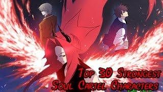 Video Top 30 Strongest Soul Cartel Characters MP3, 3GP, MP4, WEBM, AVI, FLV Maret 2018
