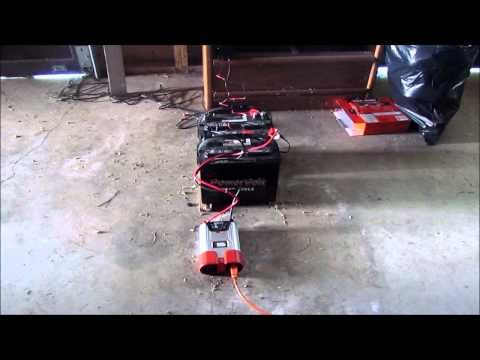 How to setup a simple solar generator for your home