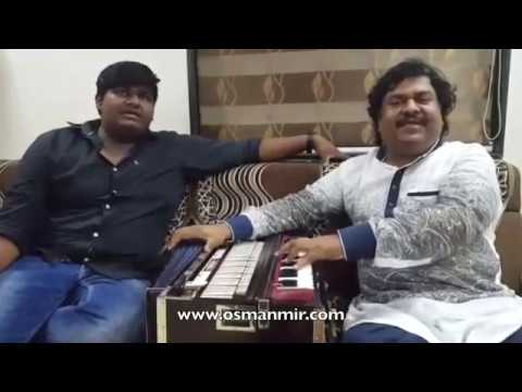 Video Teri Khushboo Ghazal Sung by Osman Mir and his son Amir Mir download in MP3, 3GP, MP4, WEBM, AVI, FLV January 2017