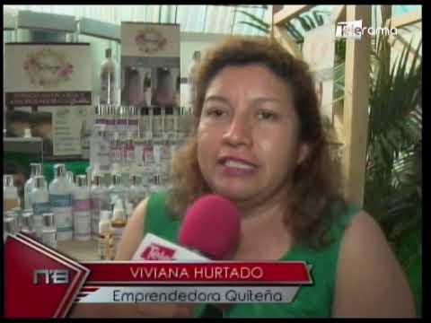 Marca ecuatoriana Solange Hair Collections elabora productos capilares naturales