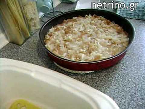 Συνταγή για ιβριστό (ποντιακό φαγητό με ζυμαρικά)