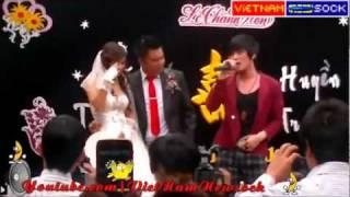 Sock Khánh Phương chạy show đám cưới