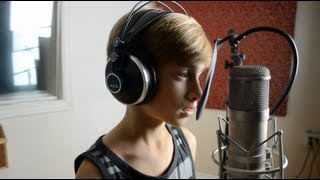 Bruno Mars- When I was your man (Cover by Johnny Orlando)