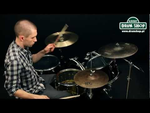 """drumshop.pl Stagg Vintage Bronze Hats 14"""""""