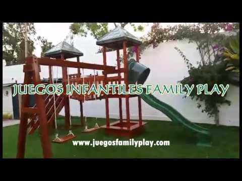 Juegos para parques - Juegos Infantiles Recreativos Family Play