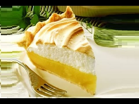 torta al limone meringata - ricetta