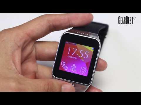 ZGPAX S28 Smart Watch Phone - GearBest.com