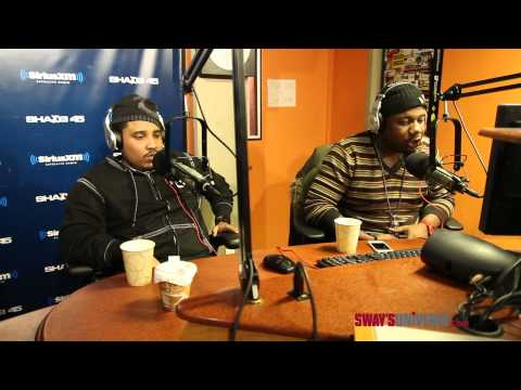 Murda Mook Freestyles on Sway in the Morning