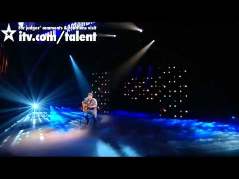 collings - Britain's Got Talent: Probably one of the most memorable performances from the auditions stage - Michael's incredible talent for singing and guitar playing a...