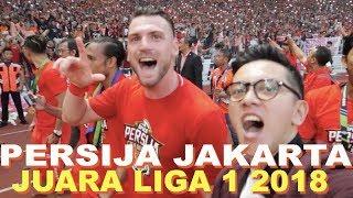 Download Video SELAMAT! PERSIJA JAKARTA JUARA LIGA 1 2018 MP3 3GP MP4