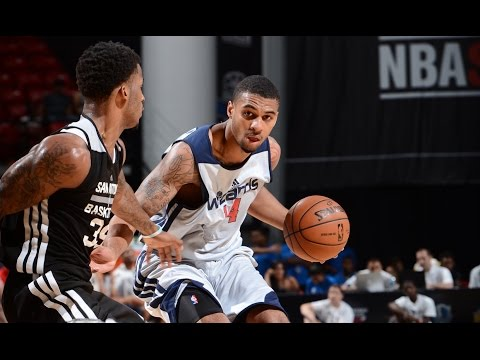 Washington - Check out all the best highlights as the Sacramento Kings take on the Washington Wizards at the 2014 Las Vegas Summer League. About the NBA: The NBA is the premier professional basketball...