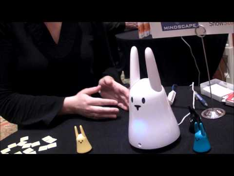 0 Karotz at the CES 2011: press echoes
