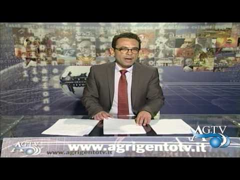 Telegiornale AgrigentoTV del 18-03-2017