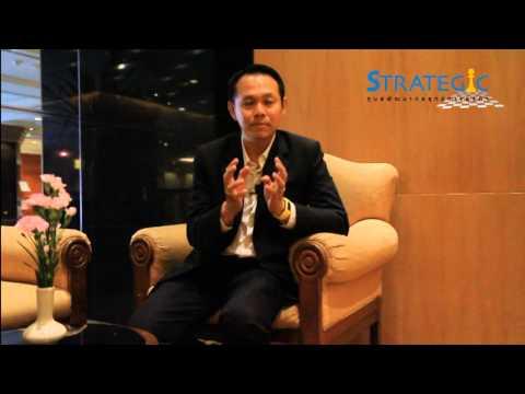 """หลักสูตร """"Strategic Lead"""" Marketing Plan"""