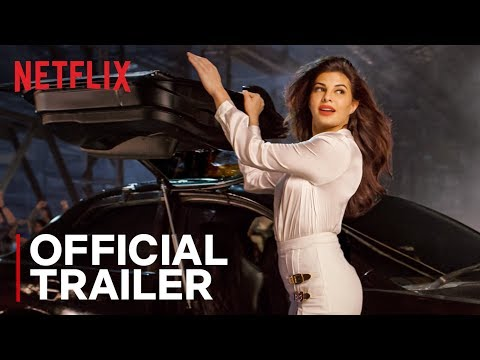 Drive Official Trailer | Jacqueline Fernandez, Sushant Singh Rajput, Pankaj Tripathi | Netflix India